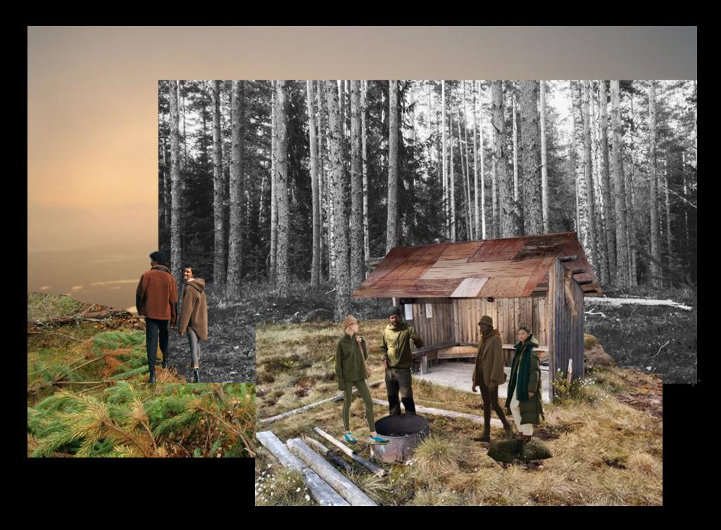 nomadisk-paviljong-skogen